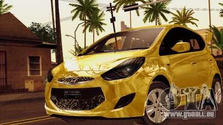 Hyundai IX20 2011 für GTA San Andreas