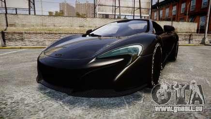 McLaren 650S Spider 2014 [EPM] Goodyear für GTA 4