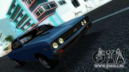 Chevrolet Chevelle SS 1967 pour GTA Vice City