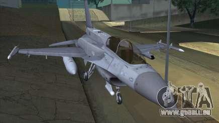 F-16D Block 60 für GTA San Andreas