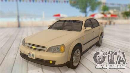 Chevrolet Evanda für GTA San Andreas