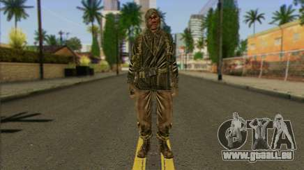 Task Force 141 (CoD: MW 2) Skin 12 pour GTA San Andreas