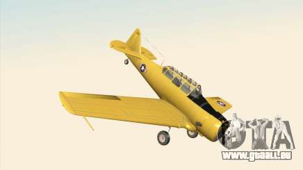 North American T-6 TEXAN pour GTA San Andreas
