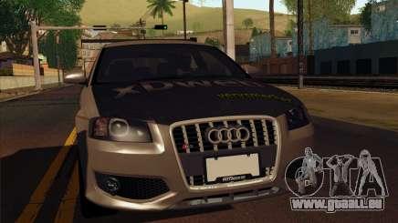 Audi S3 Tuned 2007 pour GTA San Andreas