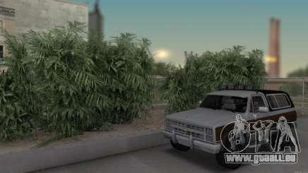 Chevrolet Blazer K5 für GTA San Andreas