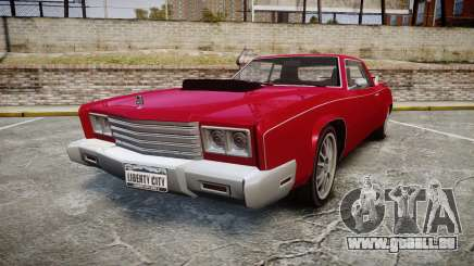 Albany Buccaneer Modified für GTA 4