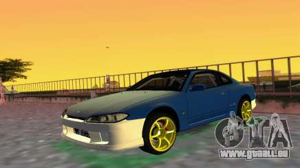 Nissan Silvia S15 TUNING JDM pour GTA Vice City