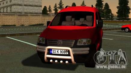 Volkswagen Caddy für GTA San Andreas