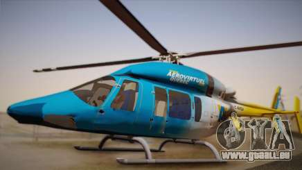 Bell 429 v2 pour GTA San Andreas
