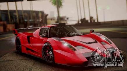 Ferrari Gemballa MIG-U1 pour GTA San Andreas