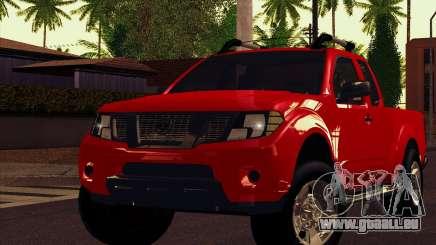 Nissan Frontier 2013 für GTA San Andreas