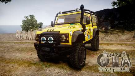 Land Rover Defender pour GTA 4