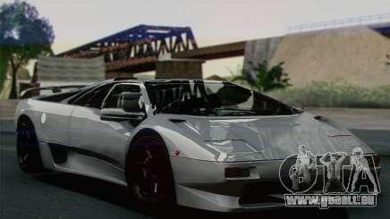 Lamborghini Diablo SV 1997 pour GTA San Andreas