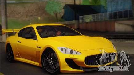 Maserati Gran Turismo MC Stradale pour GTA San Andreas