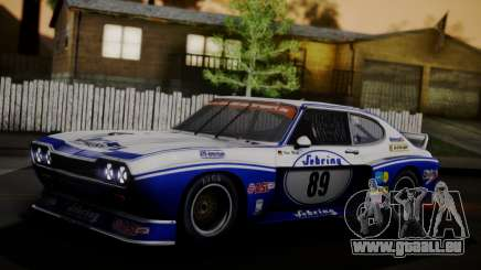 Ford Capri RS Cosworth 1974 Skinpack 2 für GTA San Andreas