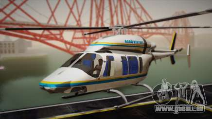 Bell 429 v1 pour GTA San Andreas