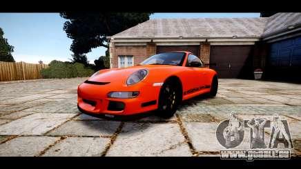 Porsche 911 GT3 RS pour GTA 4