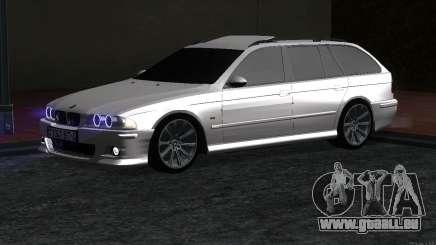BMW 530d pour GTA San Andreas