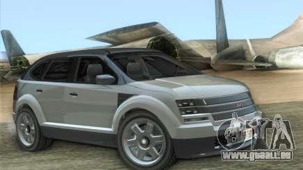 Vapid Radius 1.0 (HQLM) für GTA San Andreas