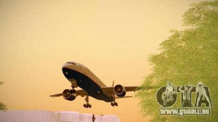 Boeing 777-2Q8ER Orenair Airlines für GTA San Andreas