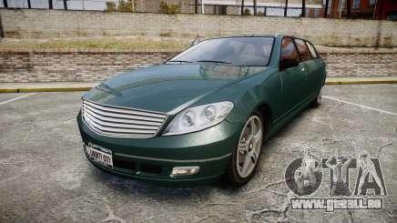 Benefactor Schafter Limousine pour GTA 4