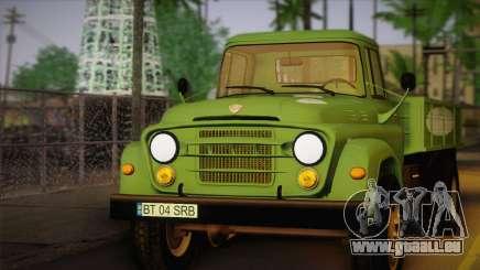 Steagul Rosu 116 Bucegi für GTA San Andreas