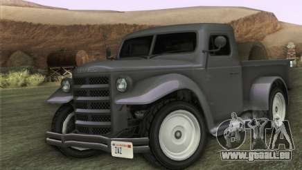 Bravado Duneloader Classic 1.0 (HQLM) pour GTA San Andreas