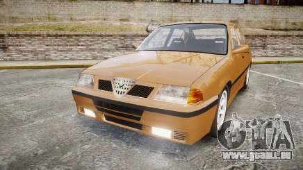 Alfa Romeo 33 1991 pour GTA 4