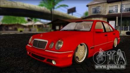 Mercedes-Benz W210 E55 pour GTA San Andreas