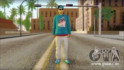 Superstar pour GTA San Andreas