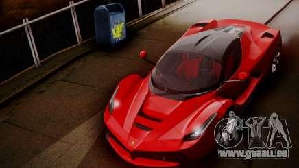 Ferrari LaFerrari F70 2014 für GTA San Andreas