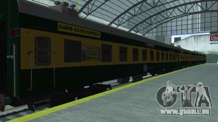 Garib Rath Express für GTA San Andreas