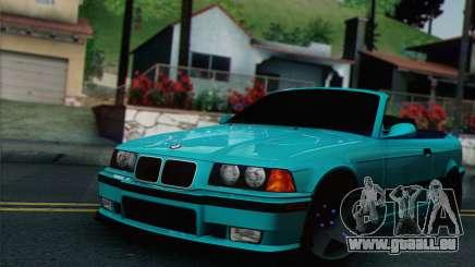 BMW 3-series Cabrio für GTA San Andreas