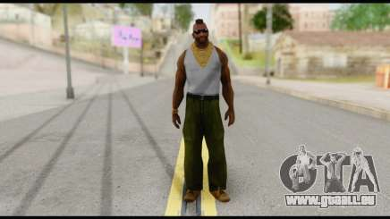 MR T Skin v4 pour GTA San Andreas
