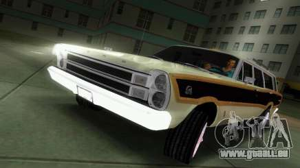 Ford Country Squire pour GTA Vice City