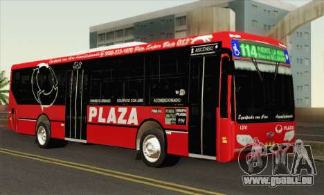 Deutz Tatsa Puma D12 pour GTA San Andreas
