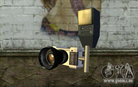 Camera from Beta Version für GTA San Andreas