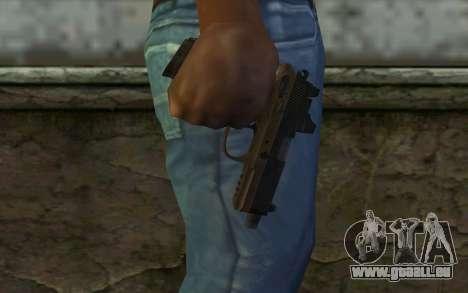 Fort de 15 ans avec l'Optique pour GTA San Andreas troisième écran