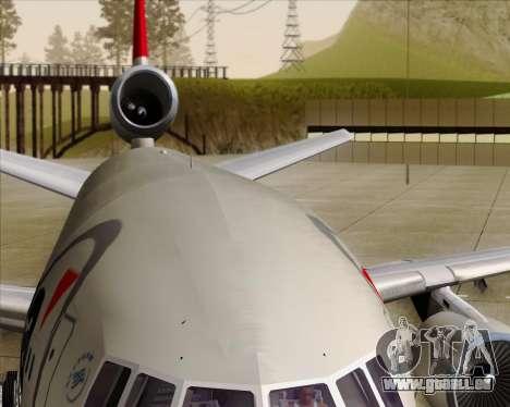 McDonnell Douglas DC-10-30 Northwest Airlines für GTA San Andreas