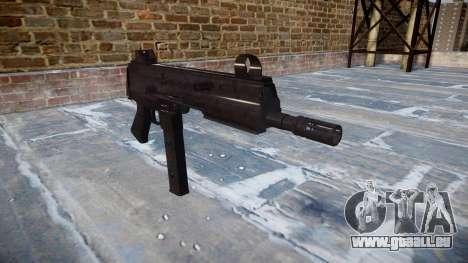 Pistolet SMT40 pas de fesses icon1 pour GTA 4