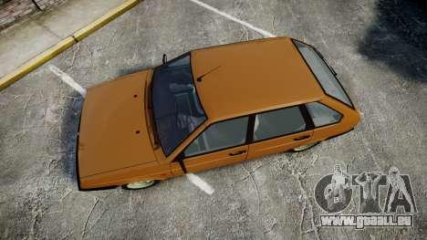 VAZ-2109 1500 i für GTA 4 rechte Ansicht