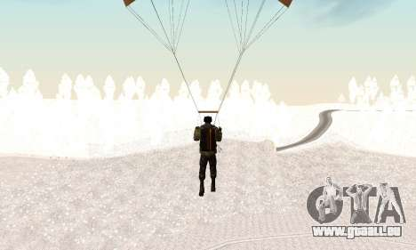New parachute für GTA San Andreas her Screenshot