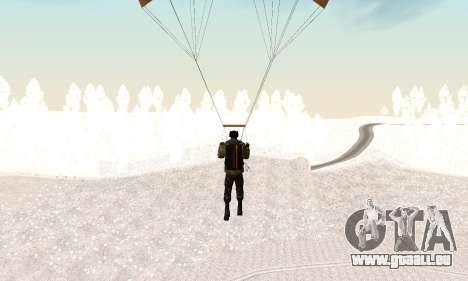 New parachute für GTA San Andreas her Screenshot