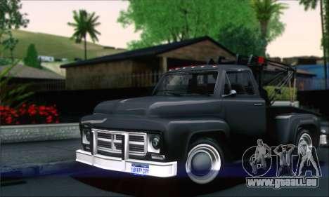 GTA 5 Towtruck für GTA San Andreas
