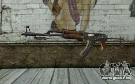 Тип 56-1 (АКМС) de Battlefield: Vietnam pour GTA San Andreas