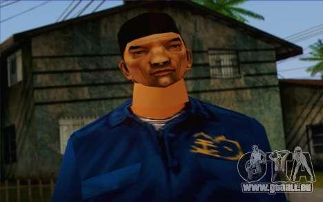 Triada from GTA Vice City Skin 2 pour GTA San Andreas troisième écran