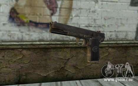 ТТ-33 de Battlefield: Vietnam pour GTA San Andreas