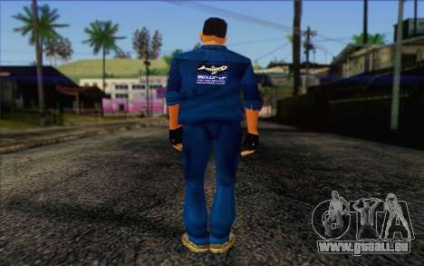 Triada from GTA Vice City Skin 2 für GTA San Andreas zweiten Screenshot