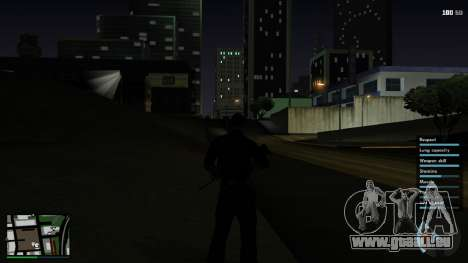 GTA V HUD für GTA San Andreas her Screenshot