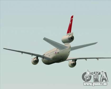 McDonnell Douglas DC-10-30 Northwest Airlines pour GTA San Andreas